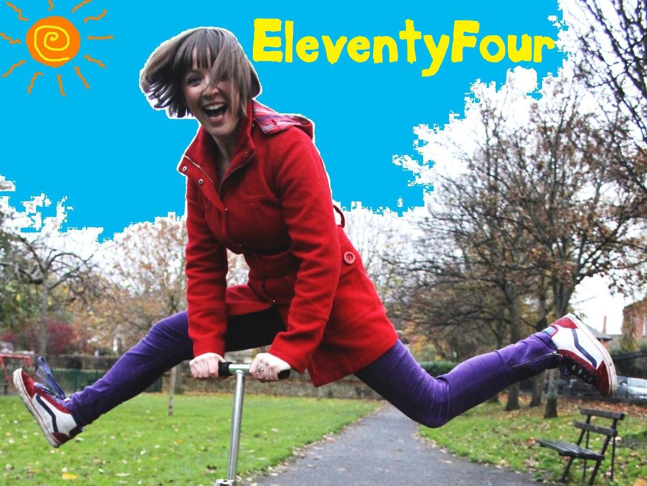 eleventyfour-pogo