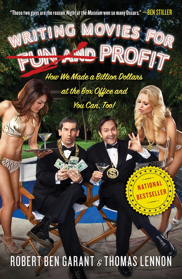 Writing Movies for Fun and Profit pbk