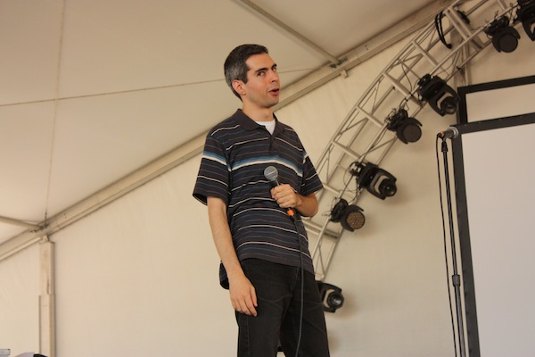 Brent Weinbach SO Recap FYF Fest