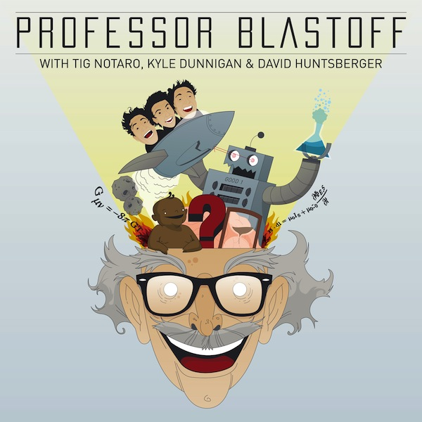 Professor-Blastoff