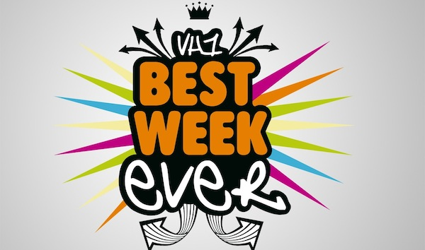 BEST WEEK EVERVH1