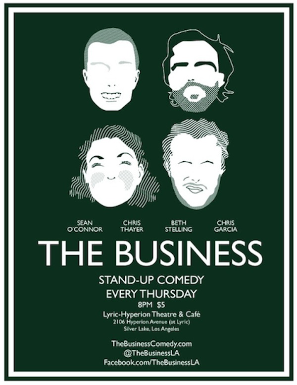 TheBusinessComedy.com // @TheBusinessLA