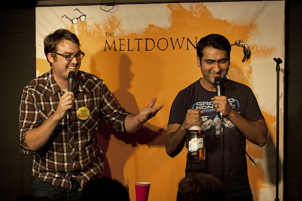Kumail & Jonah Ray by Tyler Ross