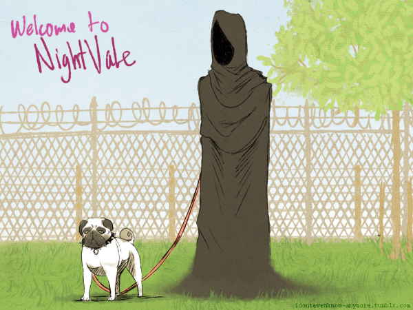 walking_the_dog___welcome_to_night_vale_by_dontevenknow_anymore-d6e6nsg