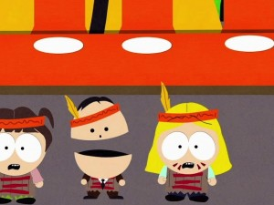 South Park Thanksgiving