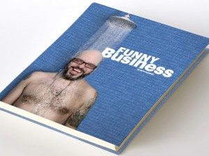 Funny Business | Mock Up Cover
